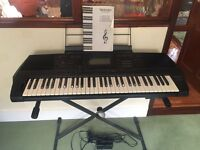 Technics SX-KN920 Keyboard with stand