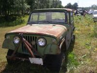 68 Jeepster