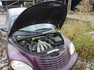 2003 PT Cruiser 2.4 turbo. Parts or complete
