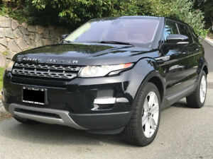 2012 Land Rover Range Rover Evoque Pure AWD