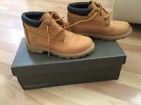 Timberland boots size 1.5