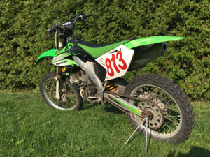 Motocross Kxf 250
