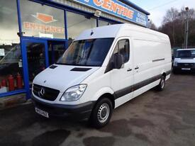 2013 MERCEDES SPRINTER 313 CDI LWB - BLUE TOOTH - CRUISE - 1 OWNER VAN LWB DIESE