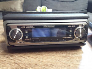 Pioneer car stereo deck system 100 obo