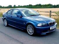 2002 BMW 330Ci 3.0 SPORT COUPE | 107000 MILES | RARE MANUAL GEARBOX