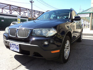 2007 BMW X3 3.0i/Certified/E-TEST SUV, Crossover