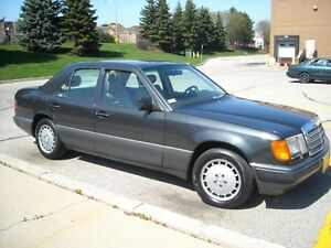 MERCEDES 300E- MAKE AN OFFER/OR TRADE