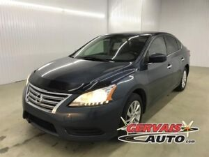 Nissan Sentra SV Toit Ouvrant A/C MAGS 2013