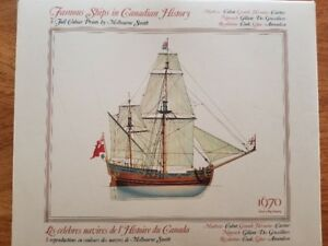 Famous Ships In Canadian History/Les Célèbres Navires