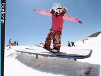 Certified Snowboard Lessons