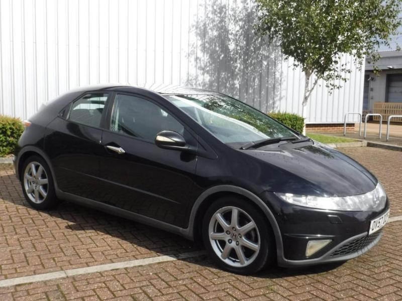 Honda Civic 2.2i-CTDi EX