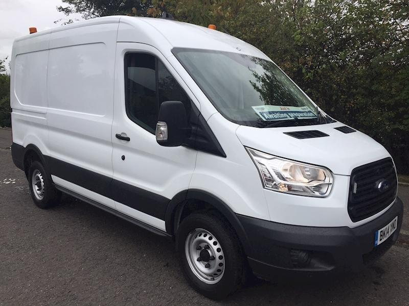 14 Ford Transit 350 L2H2 (Medium wheelbase) 2.2TDCi/155ps/6 speed with air con