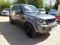 Land Rover Discovery Commercial 3.0SDV6 ( 255bhp ) auto XS £35995 + VAT