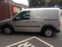 2006 55reg Ford Transit Connect 1.8tdci Silver LX elec Windows