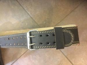 Weightlifting Belt  - Large