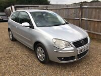 VW Polo 1.4 se hatchback full service including cambelt water pump