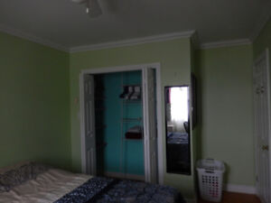 2 rooms to rent, inclusive with all utilities parking laundry