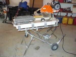 10in tile saw