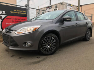 2012 FORD FOCUS SE HAS 159500 KMS BLUETOOTH HEATED SEATS
