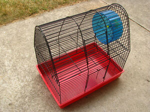 Hamster Cage - 2 Level