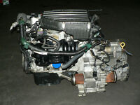 JDM 01 05 HONDA CIVIC ACURA EL D17A AUTOMATIC TRANSMISSION ONLY