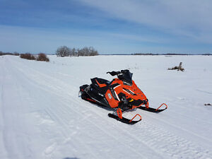 2016 POLARIS 600 PRO-S SWITCHBACK AXYS SNOW CHECK