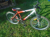 Bike for sale. Asking $40.00.. Reason for selling, it's not need