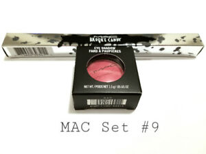 MAC MAKEUP SET #9: EYE SHADOW + LIP PENCIL
