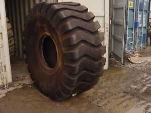 29.5-25-E3/L3, 28ply Bias Loader Crane Off Road Truck OTR Tire