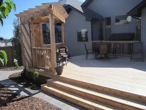 D.O.C.  Fences and Decks- taking spring bookings Edmonton Edmonton Area image 5
