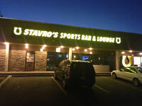 Part Time Server Required for NW Sports Bar