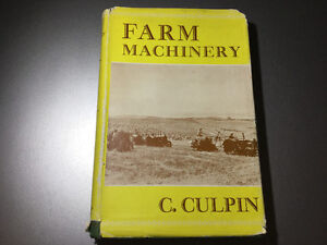 Farm Machinery 1949 Tractor Massey David Brown Fordson CAT Case