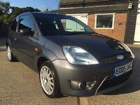 2005 Ford Fiesta 1.6 Tdci Zetec S**Very Economical**Well Maintained**