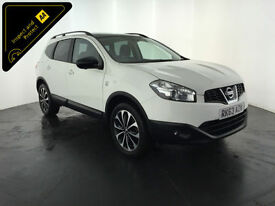 2013 63 NISSAN QASHQAI +2 360 1 OWNER NISSAN SERVICE HISTORY FINANCE PX WELCOME