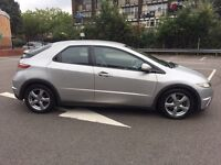 Honda Civic Automatic very low milage 50k