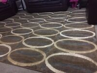Modern style area rug for sale,price reduce 130$