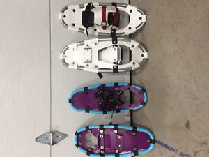 Youth snow shoes