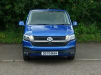 vw transporter t6.1 highline kombi 150 ps 6 speed t30