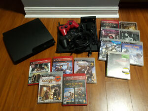 ***PLAYSTATION 3 IN PERFECT CONDITION W/ EXTRAS***