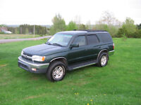 2001 Toyota 4Runner SR5 And Other Great SUV's