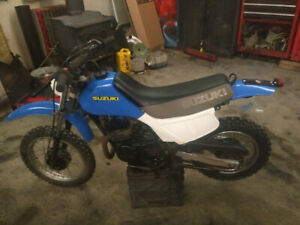 2000 SUZUKI DS-80 KIDS DIRT BIKE $1300 OBO
