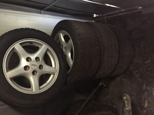 Rims and Tires for Trans Am