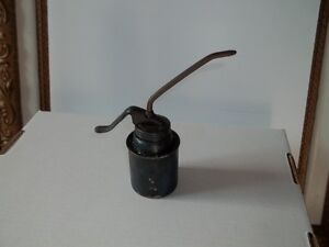 Vintage Mini Oil Can Cornwall Ontario image 1
