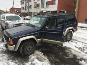 1995 Jeep Cherokee Country SUV, Crossover