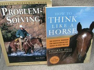 Horse books: Problem solving/ Think Like A Horse