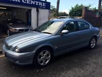 JAGUAR X-TYPE 2.0D DIESEL MANUAL SALOON ** 2005 **