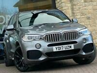 2017 BMW X5 XDRIVE40D M SPORT Auto Estate Diesel Automatic