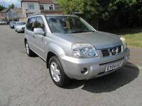 2004 NISSAN X-TRAIL 2.2DCI SVE MANUAL DIESEL