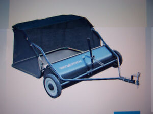 Lawn Sweepers Buy Or Sell A Lawnmower Or Leaf Blower In