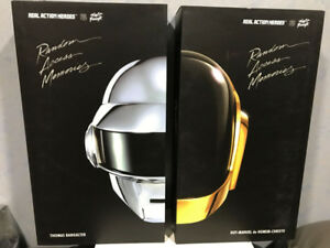 Daft Punk Random Access Memories RAH Real Action Heroes MEDICOM
